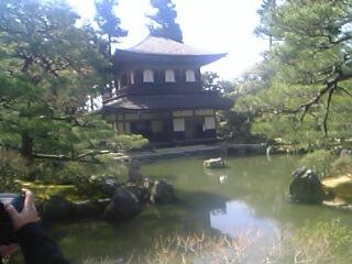 懐かしの銀閣寺