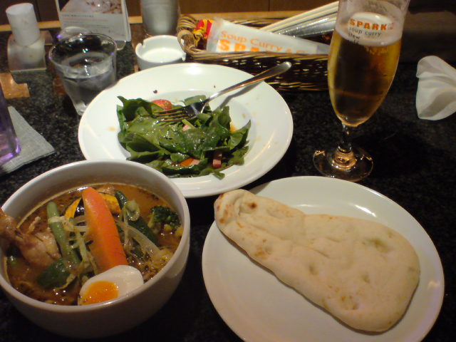 Soup curry&cafe SPARK